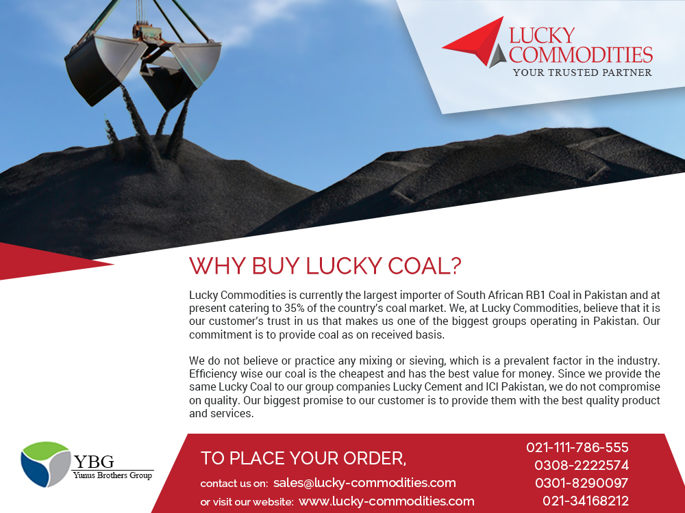 Why Buy Lucky Coal
